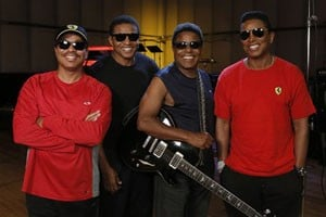Marlon Jackson; Jackie Jackson; Tito Jackson; Jermaine Jackson