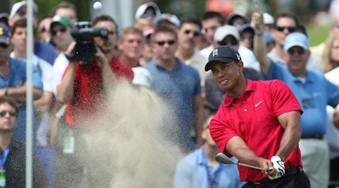 Tiger Woods wins Buick Open by 3 strokes