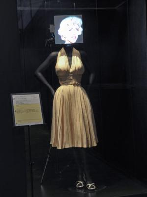 Marilyn Monroe's dress from 'The Seven Year Itch'