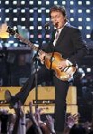 Landmark birthday Sunday for Paul McCartney