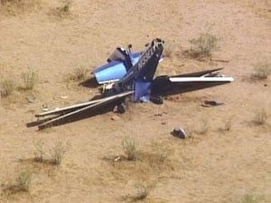 2 pilots dead in crash of small plane near Q.C.