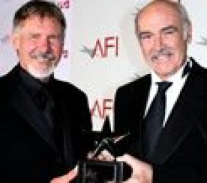 Connery given lifetime achievement award