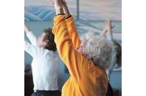 Some arthritis sufferers find yoga and diet can offer nonpharmaceutical comfort