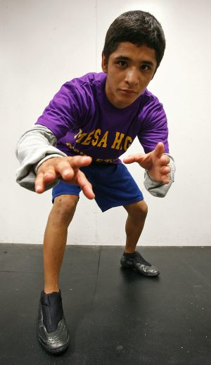 Prep wrestling coaches weigh rules changes