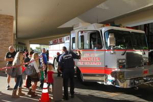 Chandler Fire Department toy drive