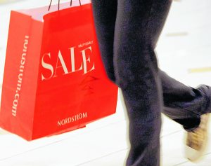 Ailing economy has retailers rolling out super sales early