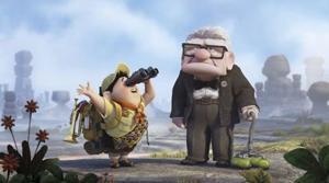 Pixar goes 'Up' with $68.2M debut weekend