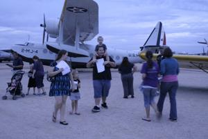 Night Wings at Pima Air & Space Museum