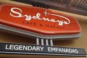 Sydney's Cafe offers eclectic menu