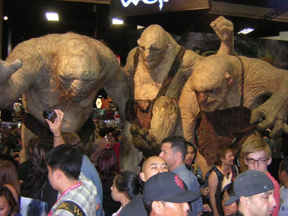 'The Hobbit' trolls