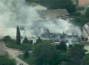 Military jet crashes in San Diego neighborhood