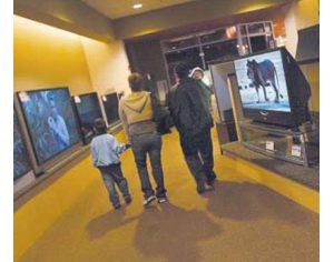 Big screen, bigger choices
