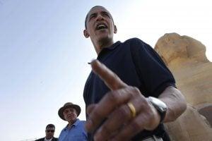 Obama calls for new beginning between U.S., Muslims