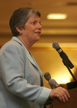 Gov. Napolitano to aid international trade 