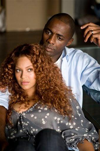 Beyonce,  Idris Elba
