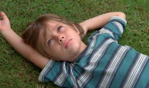 "<p>This image released by IFC Films shows Ellar Coltrane at age six in a scene from the film,""Boyhood."" (AP Photo/IFC Films)</p>"