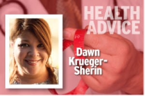 Health Advice Dawn Krueger-Sherin