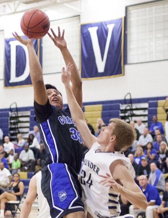 Basketball: Chandler vs Desert Vista
