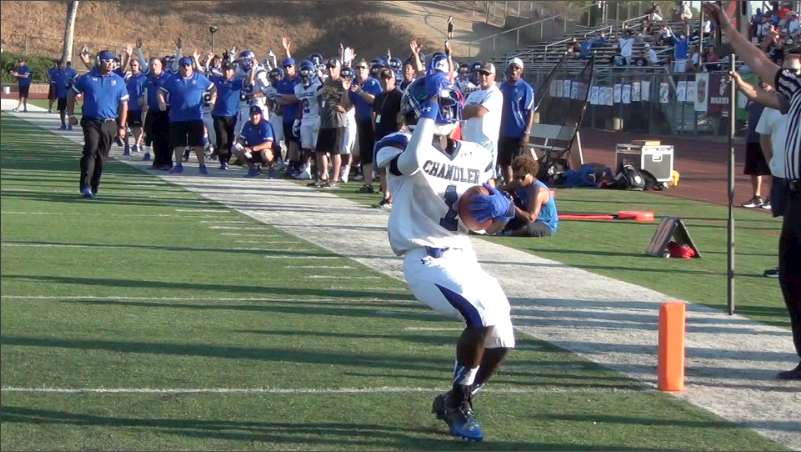 Chandler vs. St. John Bosco (Calif.)