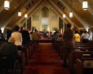 Nazarene marks its centennial, a Scottsdale church its 50th