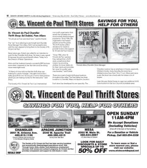St. Vincent de Paul Thrift Stores