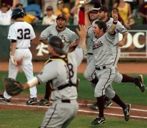 Arizona State headed to College World Series