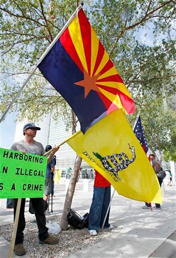 Immigration Arizona Lawsuit