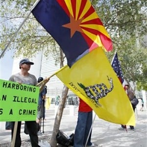 Immigration Arizona Lawsuit