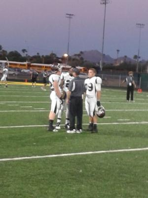 Horizon vs. Desert Mountain football