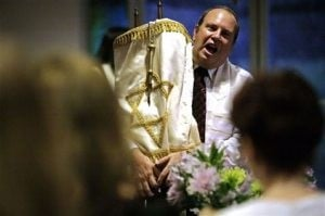 Torah that survived Holocaust finds home in Miami