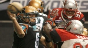 Reports: Arena Football League to fold