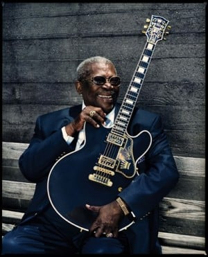 BB King brings blues to Chandler