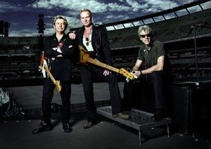The Police bring reunion tour back to Valley