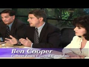 Gilbert candidate forum: Favorite issue