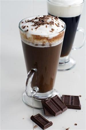 Food-Irish Coffee