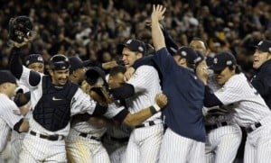 Ecstasy in the Bronx! Yankees win title No. 27