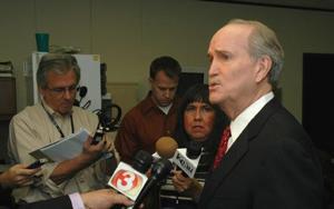 Munger files for GOP nomination for governor