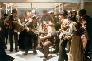 Gaelic Storm in 'Titanic'