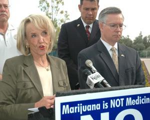 Jan Brewer and medical marijuana
