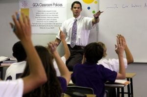 Nontraditional Gilbert public school high performing but expensive
