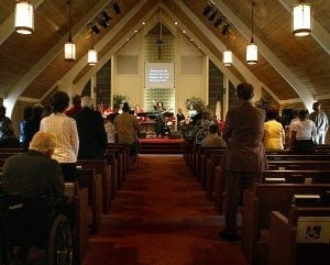Nazarene marks its centennial, a Scottsdale church its 50th