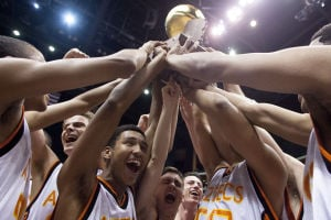 Photos: State Championship: Corona del Sol vs Pinnacle boys basketball