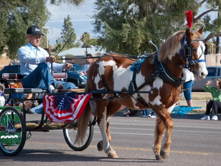 Mesa MLK Parade