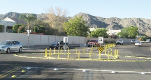 Traffic circles: A step closer to reality