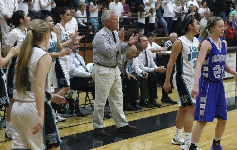 Mesquite at Highland (Webster's 700th win)