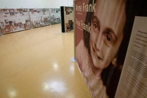Holocaust through eyes of spirited schoolgirl 