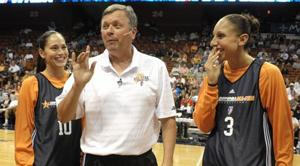 Taurasi set to return in WNBA All-Star game