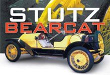 Fine Lines: The Stutz Bearcat