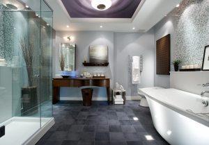 Divine Design: Stalled renovation gets a bathroom push