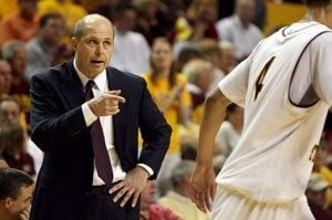 ASU cracks Top 25 men's basketball polls